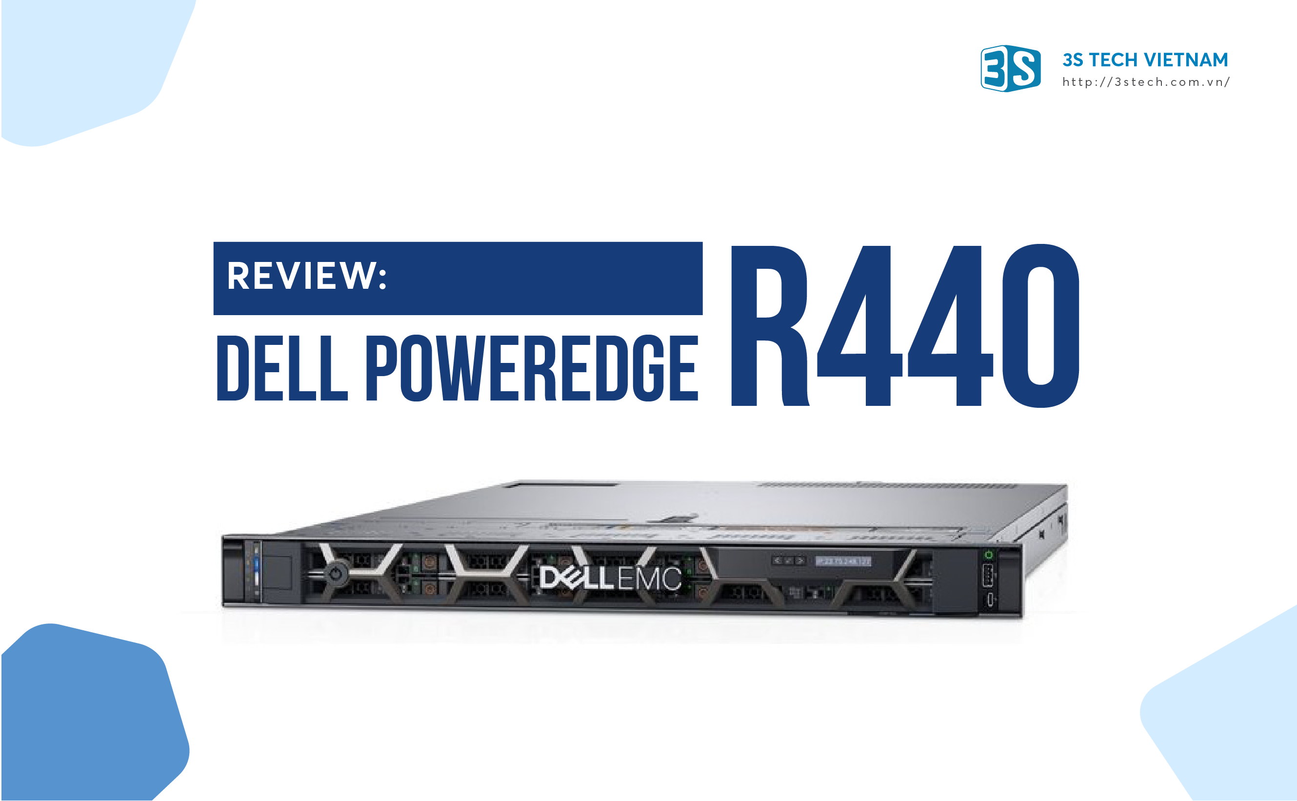 Review Dell Poweredge R440 -
