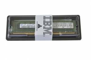 IBM 4GB (1x4GB, 2Rx8, 1.5V) PC3-12800 CL11 ECC DDR3 1600MHz LP UDIMM