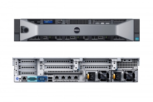 Máy chủ Dell PowerEdge R730 E5-2609 V3 HDD 3.5'' RAID H730