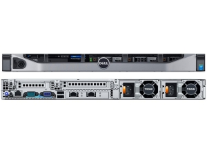 Máy chủ Dell PowerEdge R630 E5-2609 V3 HDD 2.5'' RAID H730