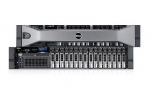 Máy chủ Dell PowerEdge R730 E5-2620 V3 HDD 2.5'' RAID H730